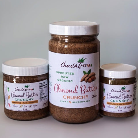Chocolatree Almond Butter Maple Cinnamon