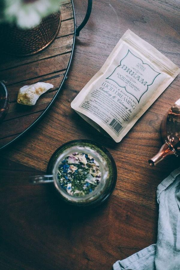 Anima Mundi Tea, Lucid Dreaming Tea