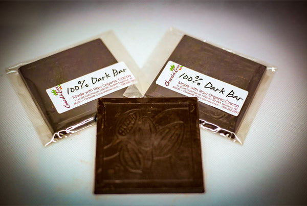 Chocolatree Dark Bar - 100% Cacao