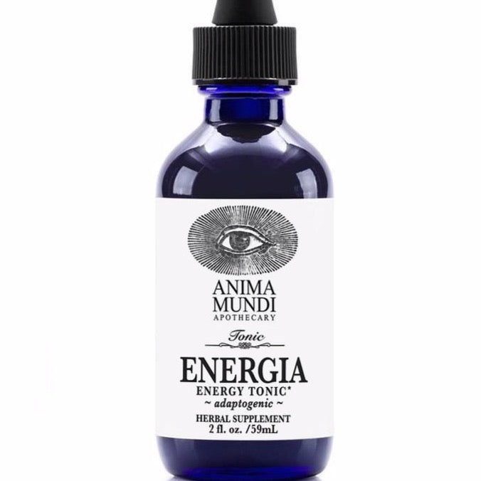 Anima Mundi Tonic, Energia Energy, 2 fl oz
