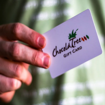 ChocolaTree Gift Card - Sedona Location (Physical card)