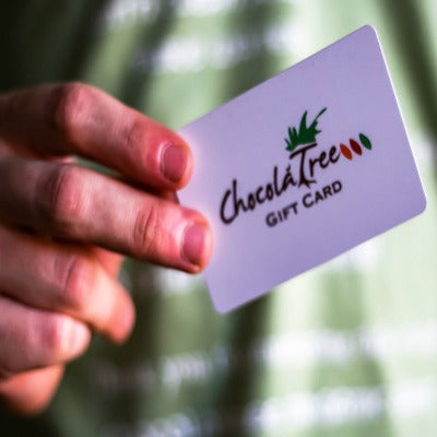 ChocolaTree Gift Certificate - Web Store (Digital Delivery)
