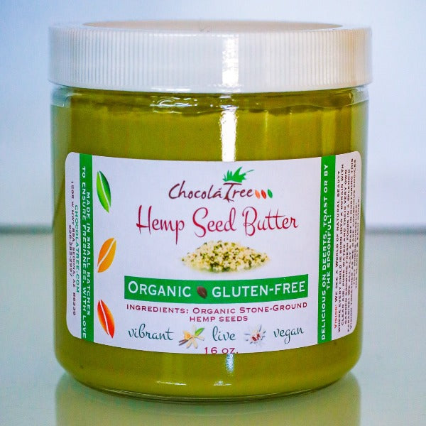 Chocolatree Hemp Seed Butter
