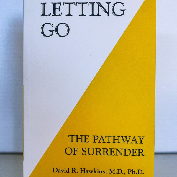 Book -Letting Go - A Pathway to Surrender