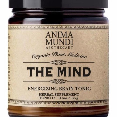 Anima Mundi Superherb Formula, The Mind, 4.5 oz powder