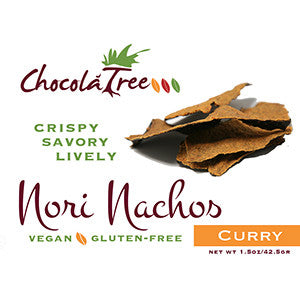 Nori Nachos - Curry