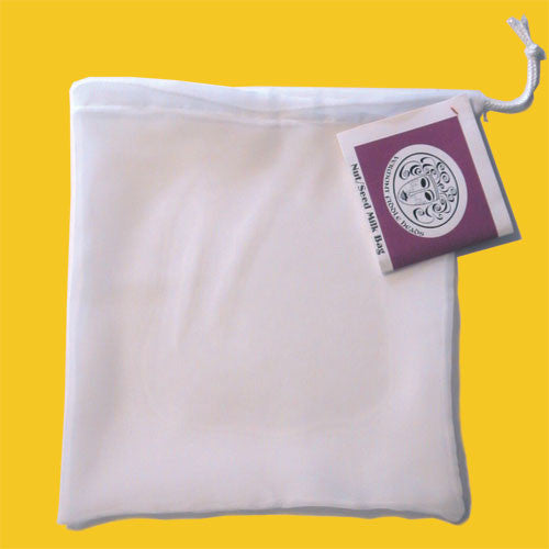 Vermont Fiddle Heads Nut Milk Bag
