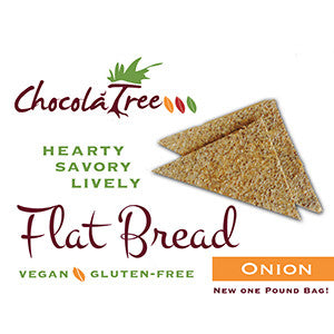 Chocolatree Flat Bread Onion
