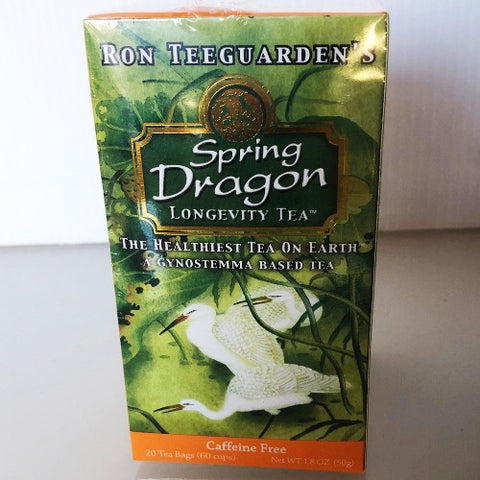 Dragon Herbs, Goji and Schizandra Drops