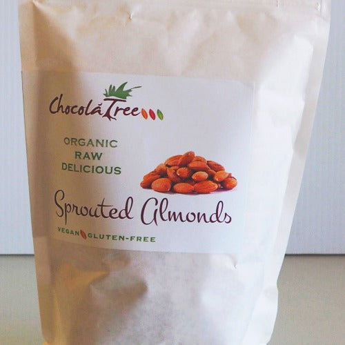 Chocolatree Sprouted Almonds