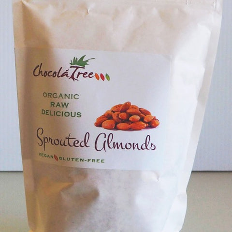 Chocolatree Raw Organic Almonds