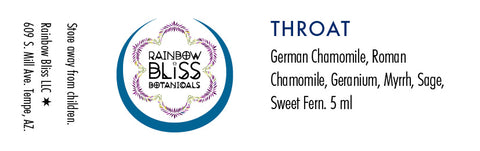Rainbow Bliss Botanicals, Aromatherapy, heART Chakra, 5ml