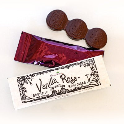 Smooth Vanilla Chocolate Bar