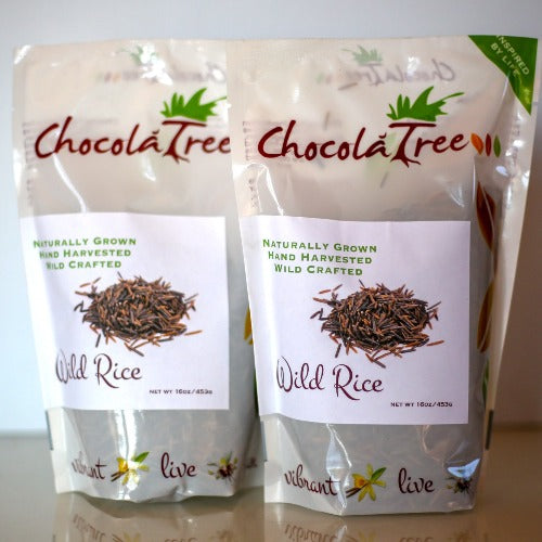 Chocolatree Wild Rice