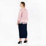Essential Knitted Wrap Skirt
