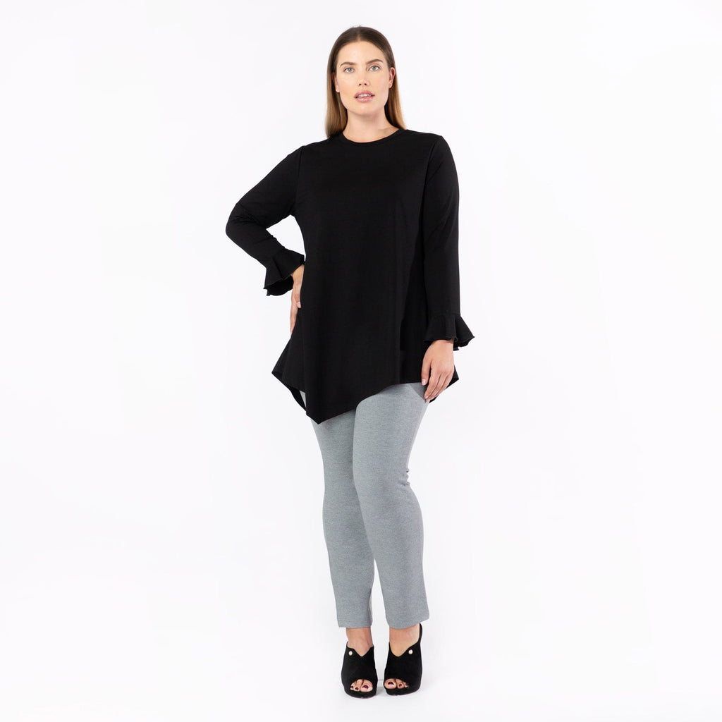 Frilled Sleeve Tunic