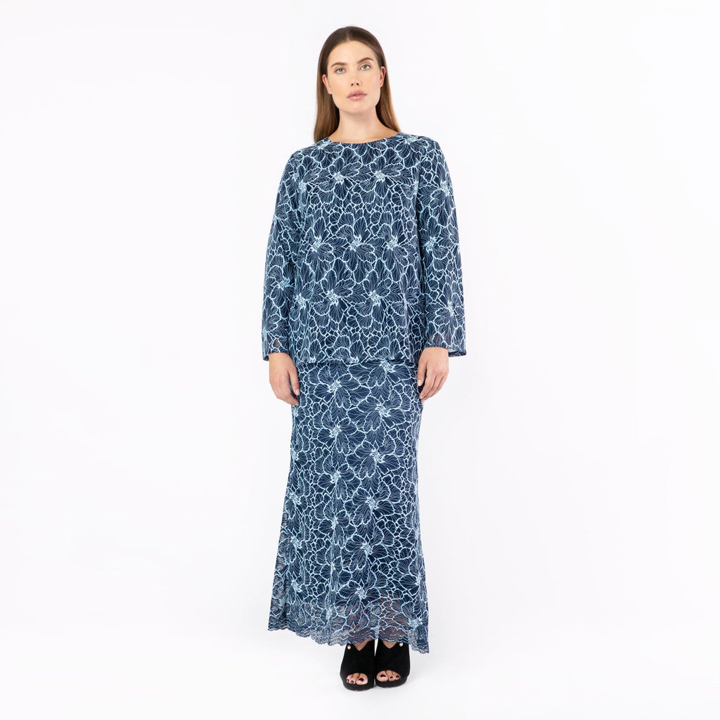 MS. READ, Laced Top | Raya Collection 2019, Baju Kurung, Fesyen Raya 2019, Baju Raya