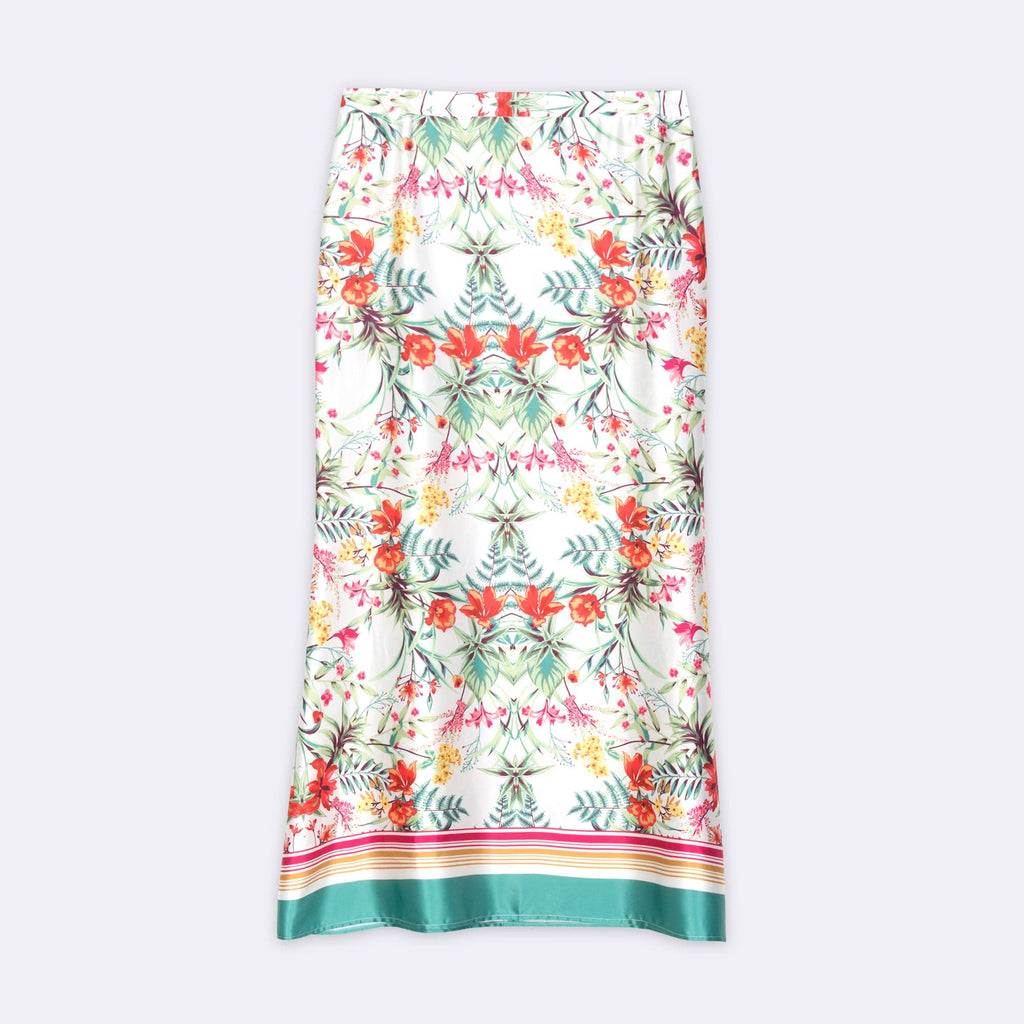 MS. READ Printed Fit And Flare Skirt | Raya Collection 2019, Baju Kurung, Fesyen Raya 2019, Baju Raya
