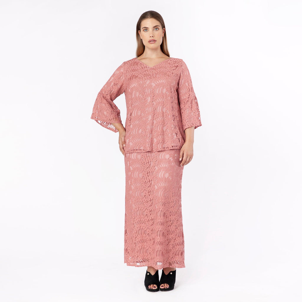 MS. READ | Lace Bell Sleeve Top | Raya Collection 2019, Baju Kurung, Fesyen Raya 2019, Baju Raya