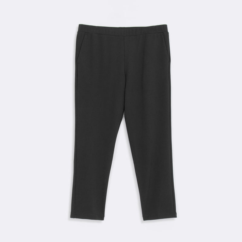 Pull-Up Tailored Pants