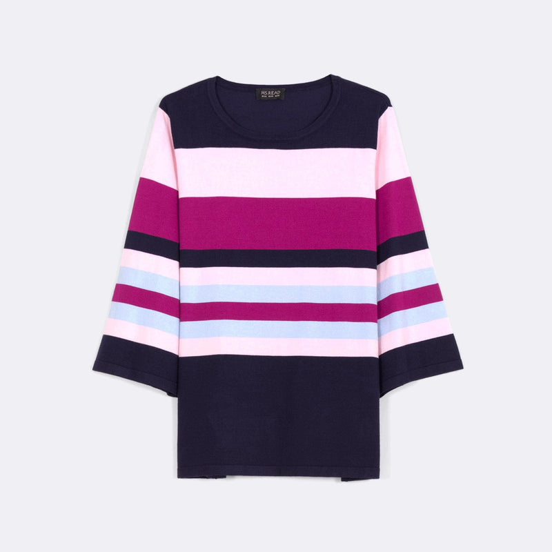Wide Stripe Top