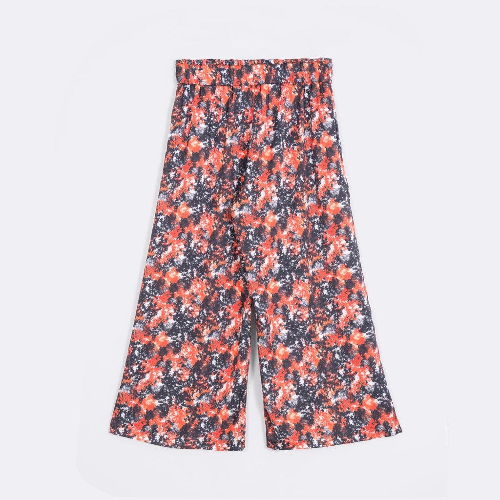 Printed Culottes