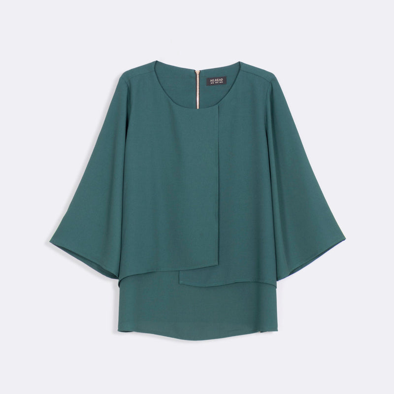 Front Layered Top