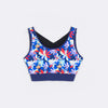Printed Bra Top