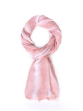 STRIPED PASTEL SCARF