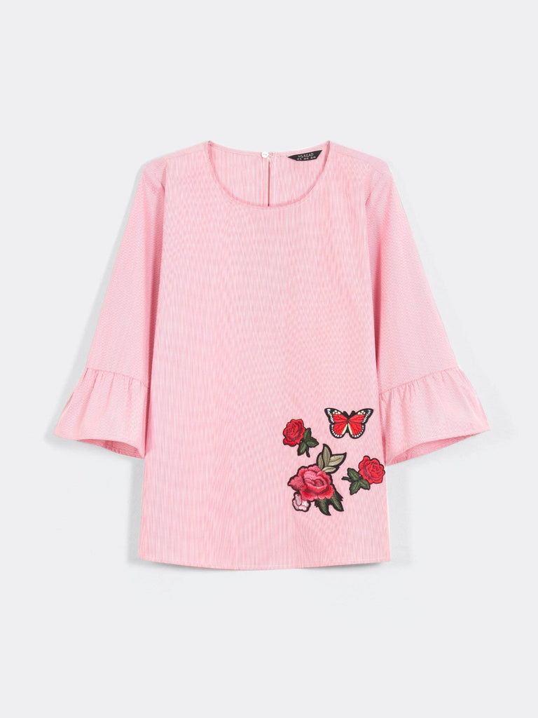 PATCH FLOWER TOP