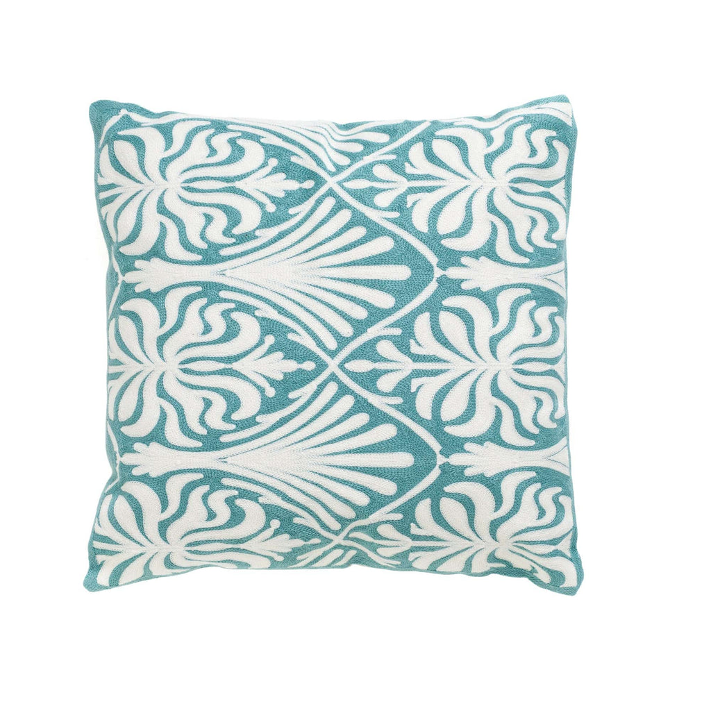 Embroidered Cushion Cover With Inner