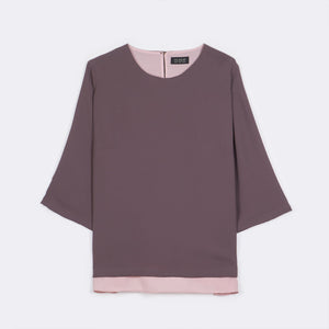 Layered Hem Top