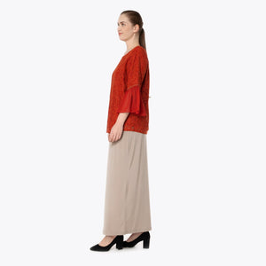 Essential Straight Cut Skirt