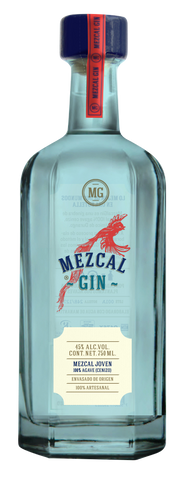 Mezcal Gin - The Bottle Merchants
