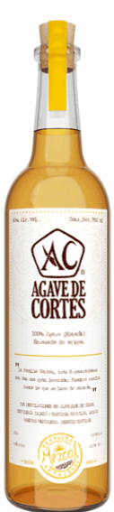 Agave de Cortes Reposado Mezcal - The Bottle Merchants