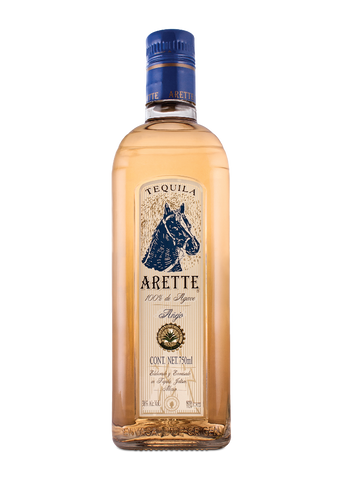 Tequila Arette Añejo 100% Agave - The Bottle Merchants
