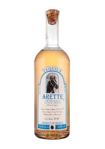 Tequila Arette Suave Artesanal Añejo 100% Agave - The Bottle Merchants