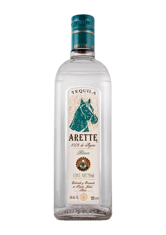 Tequila Arette Blanco 100% Agave - The Bottle Merchants