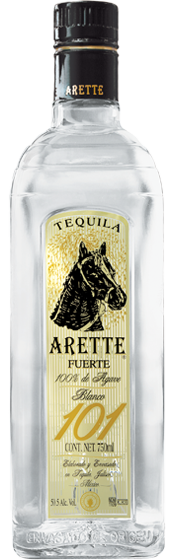 Tequila Arette Fuerte 101 100% Agave 700ml