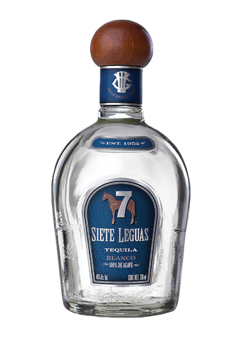 Tequila 7 Leguas Blanco 100% Agave - The Bottle Merchants