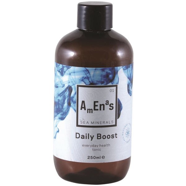 Amena's Daily Boost Sea Minerals 250ml formally pure aussie