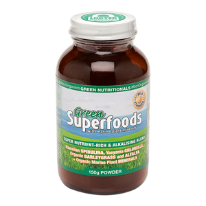 Green Nutritionals Green Superfoods