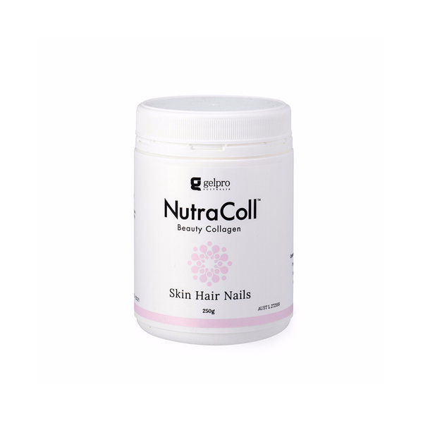 Gelpro Australia Nutracoll Beauty Collagen - 250g Powder