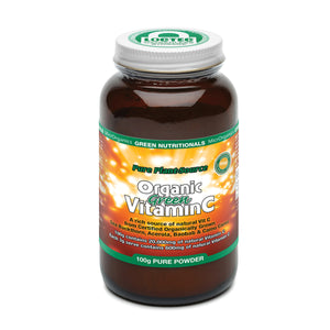 Green Nutritionals Pure Plant-Source ORGANICGreenVITAMIN C