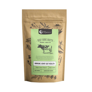 Nutraorganics BEEF BONE BROTH POWDER HERB GARDEN