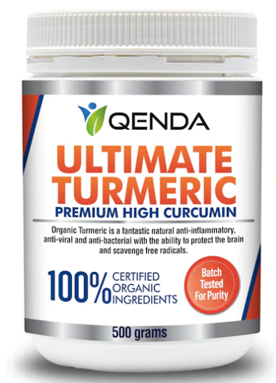 QENDA Ultimate Turmeric 500g