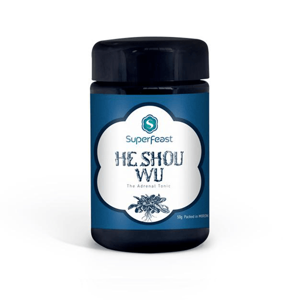 SuperFeast He Shou Wu Root Powdered Extract 50g