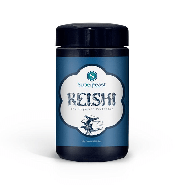 Superfeast Reishi Mushroom Powdered Extract