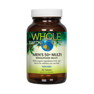Whole Earth and Sea Mens Multivitamin 60t
