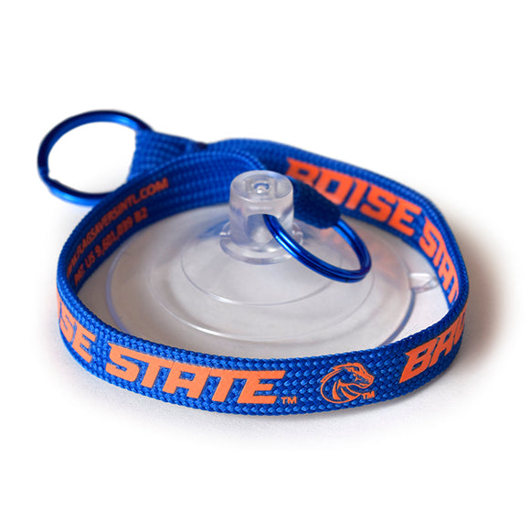 Flag Saver - Boise State Tether - Blue